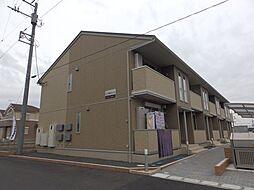 コーポ田村No.15[2階]の外観