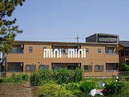 愛知県名古屋市中川区伏屋1丁目の賃貸マンションの外観