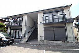 ハイツサンモール A棟B棟[1階]の外観