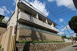 ベルメゾン ミノオ[1階]の外観