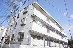 千葉県船橋市東船橋5丁目の賃貸マンションの外観