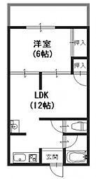 恵我ノ荘駅 4.2万円