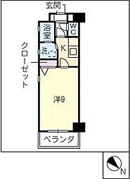 第3OTAビル[5階]の間取り