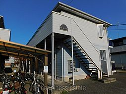 グレースコートB棟[2階]の外観