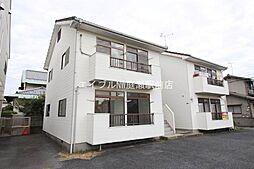 徳山コーポ[2階]の外観