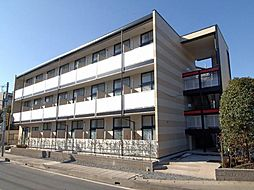 レオパレスセルサスII[2階]の外観
