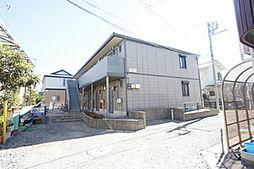 サニーコート青山[2階]の外観