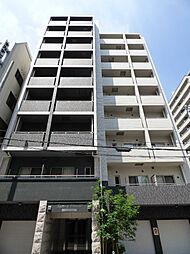 サニーハウス南堀江[4階]の外観