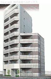 東京都江東区扇橋の賃貸マンションの外観