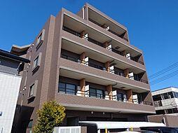 千葉県四街道市四街道2丁目の賃貸マンションの外観
