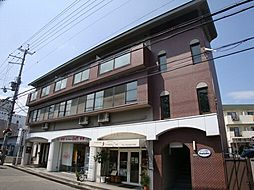 兵庫県川西市多田桜木2丁目の賃貸マンションの外観