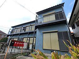 千葉県千葉市若葉区小倉台5丁目の賃貸アパートの外観