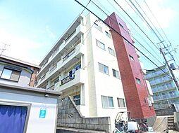 富士マンション[4階]の外観