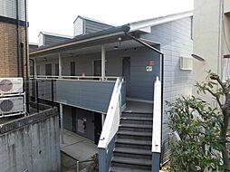 大阪府豊中市螢池西町1丁目の賃貸アパートの外観