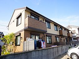 兵庫県伊丹市荒牧7丁目の賃貸アパートの外観
