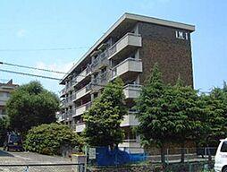 市川マンション[102号室]の外観