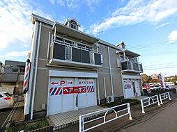 JR成田線 成田駅 バス15分 七栄三叉路下車 徒歩1分の賃貸アパート