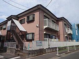 ドウェリング斉藤5[2階]の外観