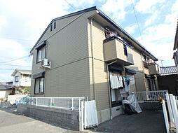 吉田ハイツ[201号室]の外観