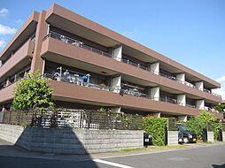 東京都立川市若葉町1丁目の賃貸マンションの外観