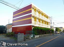 神奈川県相模原市南区東大沼4丁目の賃貸マンションの外観