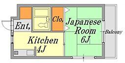 楽々園駅 2.5万円
