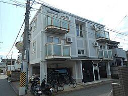 松原マンションカワ[2階]の外観