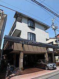京都府京都市左京区聖護院蓮華蔵町の賃貸マンションの外観