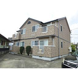 神奈川県小田原市小八幡2丁目の賃貸アパートの外観