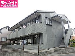 愛知県名古屋市緑区神沢1丁目の賃貸マンションの外観