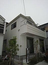 [一戸建] 神奈川県平塚市西真土1丁目 の賃貸【/】の外観