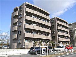 愛知県みよし市打越町三本松の賃貸マンションの外観