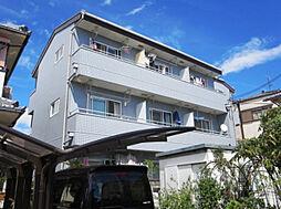 トレビアン花田[1階]の外観