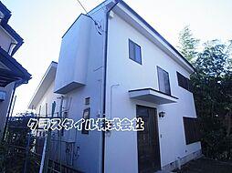 [一戸建] 東京都町田市常盤町 の賃貸【/】の外観