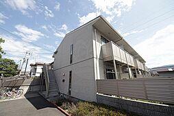 近鉄奈良線 河内花園駅 徒歩10分の賃貸アパート