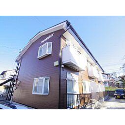 静岡県静岡市清水区七ツ新屋1丁目の賃貸マンションの外観