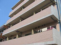 ブルーフォレスト[1階]の外観