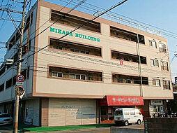 福岡県大野城市山田1丁目の賃貸マンションの外観