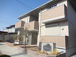 愛知県名古屋市守山区瀬古東3丁目の賃貸アパートの外観