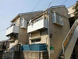 埼玉県朝霞市溝沼4丁目の賃貸アパートの外観