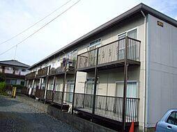 埼玉県北本市宮内3丁目の賃貸アパートの外観