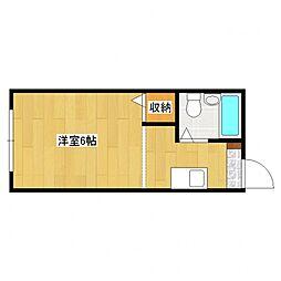 西鉄五条駅 1.3万円