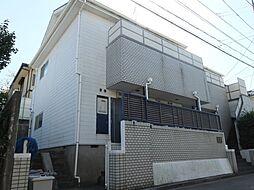 レオパレススエヒロ富岡[203号室]の外観