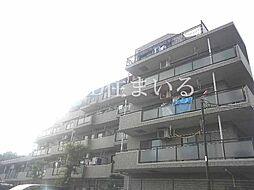 東京都板橋区赤塚8丁目の賃貸マンションの外観