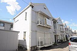 キャピタルハウス1[2階]の外観