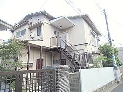 川本アパート[102号室]の外観