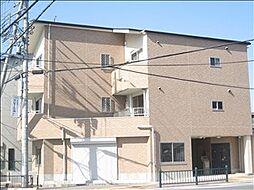 大阪府茨木市田中町の賃貸マンションの外観