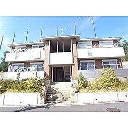 奈良県奈良市五条畑2丁目の賃貸アパートの外観
