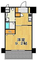 NOZt[7階]の間取り