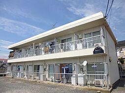 東京都武蔵村山市中央1丁目の賃貸マンションの外観